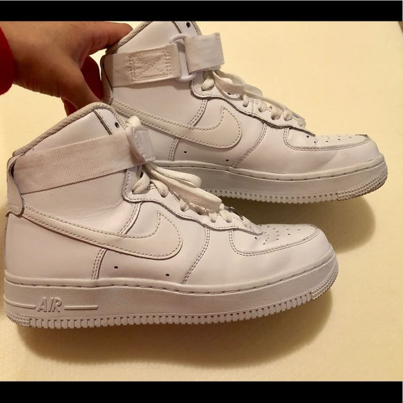 84ba92cf5b Nike Shoes | Air Force 1 High 08 Le | Poshmark